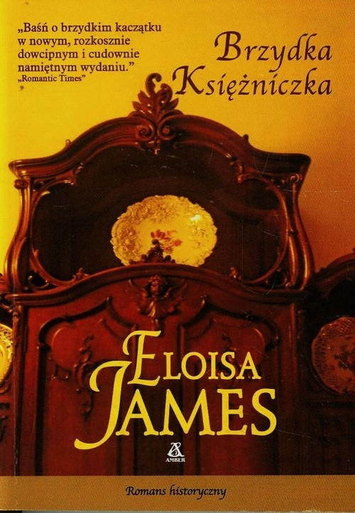 Brzydka księżniczka James Eloisa