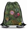 Coolpack - Sprint - Worek sportowy - Green (Badges G) (B73157)