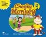 Cheeky Monkey 2 Książka ucznia z płytą CD