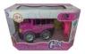 Autobus RC dla dzieci 2CH różowy