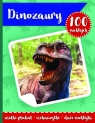 100 naklejek II- dinozaury