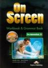 On Screen Pre-Intermediate B1 Workbook & Grammar Book Matura 2015