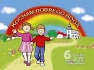 Kocham dobrego Boga 6. Dariusz Kurpiński, Elżbieta Osewska, Jerzy Snopek, ks. Józef Stala