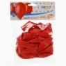 Balon gumowy Godan BALON PASTEL pastelowy czerwona 10cal (G90/45/10)