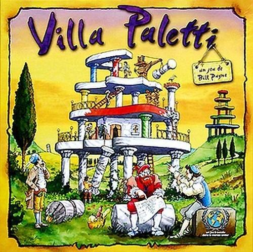 Villa Paletti Payne Bill