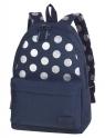 Coolpack - Street - Plecak - Silver Dots/Blue (84496CP)