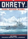 Okręty Polskiej Marynarki Wojennej ORP Mewa - trałowce redowe typu Jaskółka