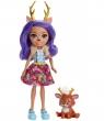 Enchantimals: Lalka Danessa Deer + jelonek Sprint (DVH87/FXM75)