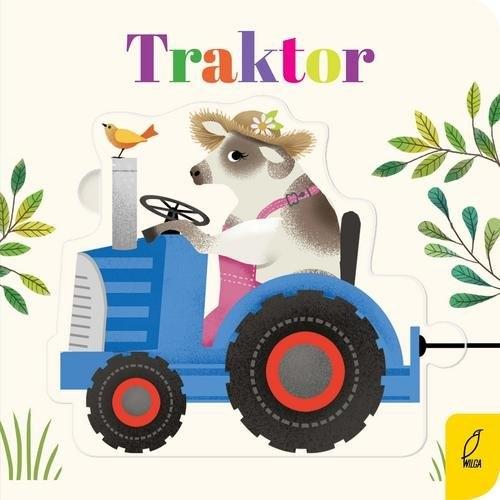 Czytanki - układanki Traktor praca zbiorowa