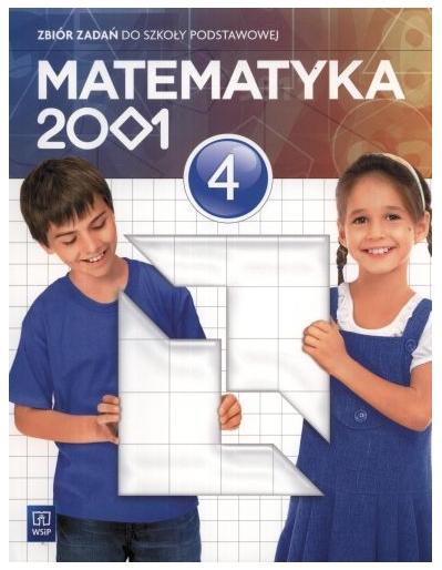 Matematyka 2001 4. Zbiór zadań do szkoły podstawowej Chodnicki Jerzy, Dałek Krystyna, Dąbrowski Mirosław
