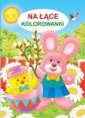 Na łące Kolorowanki Żukowski Jarosław