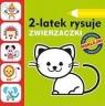 2-latek rysuje Zwierzaczki Głowińska Anita