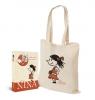 Mała Nina Książka + torba w pudełku Scherrer Sophie