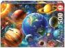 Puzzle 500: Układ słoneczny (18449) Wiek: 11+