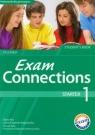 Exam Connections 1 Starter Student's Book Gimnazjum Pye Diana, Spencer-Kępczyńska Joanna, Kętla Dariusz
