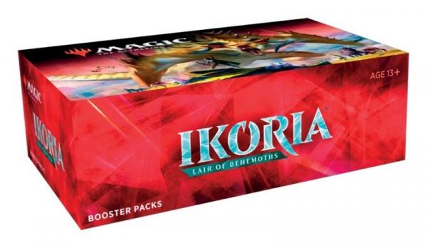 Karty Ikoria Lair of Behemots Booster Display (00497 Display)
