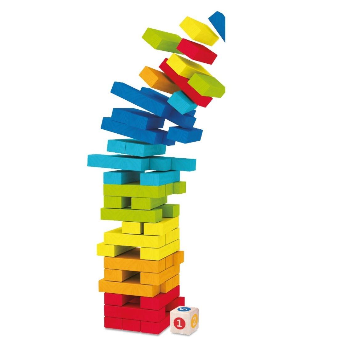 Kolorowa wieża (AC7633)