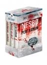 Czerwone gardło / Trzeci klucz / Pentagram Pakiet Nesbo Jo