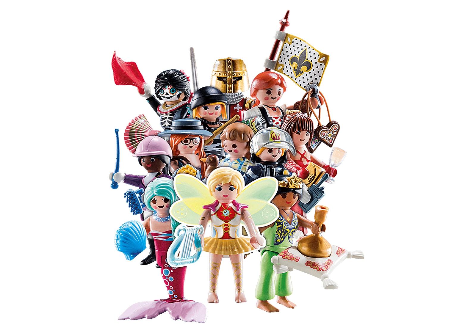 Playmobil: Figurki Girls - Seria 20 (70149)