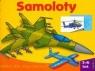 Samoloty Malowanka 3-6 lat