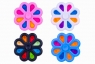 Norimpex, Pop It, zabawka sensoryczna, antystresowa, Spiner, 8 ramion (NO-1005349)