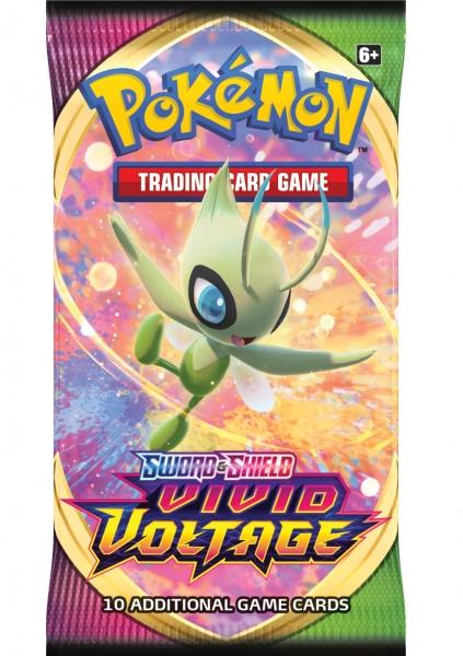 Pokemon TCG: Vivid Voltage - Booster MIX (80749)