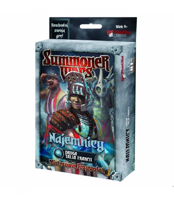 Summoner Wars Najemnicy Druga Talia Frakcji