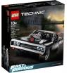 Lego Technic: Szybcy i Wściekli - Dom's Dodge Charger (42111) Wiek: 10+