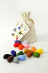 Kredki Crayon Rocks w bawełnianym woreczku 16 kolorów