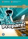 Prepare! 2 Workbook with Audio