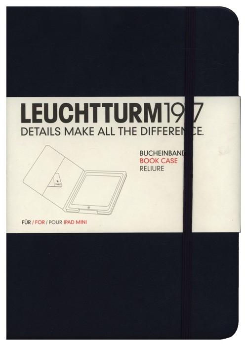 Etui iPad mini Leuchtturm1917 granatowe