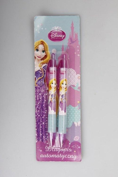 Długopis automatyczny 2 sztuki Księżniczki