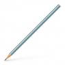 Ołówek Grip Sparkle Metallic błękitny (FC118249)