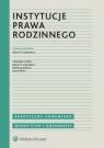 Instytucje prawa rodzinnego  Grobel Stanisław, Łukasiewicz Jakub M., Łukasiewicz Rafał, Wiktor Jerzy
