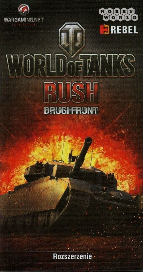 World of Tanks Rush Drugi Front 	 (96737)