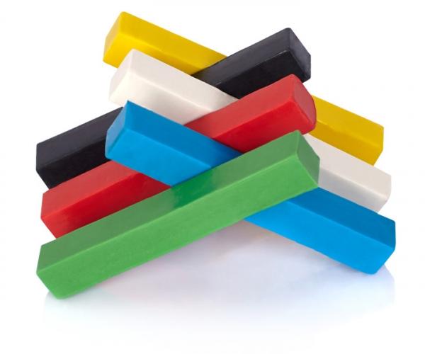 Plastelina Astra kwadratowa 10 kolorów (303115006)