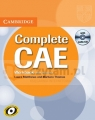 Complete CAE WB w/ans+audio CD