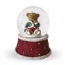 Kula śnieżna Miś CHRISTMAS JOY