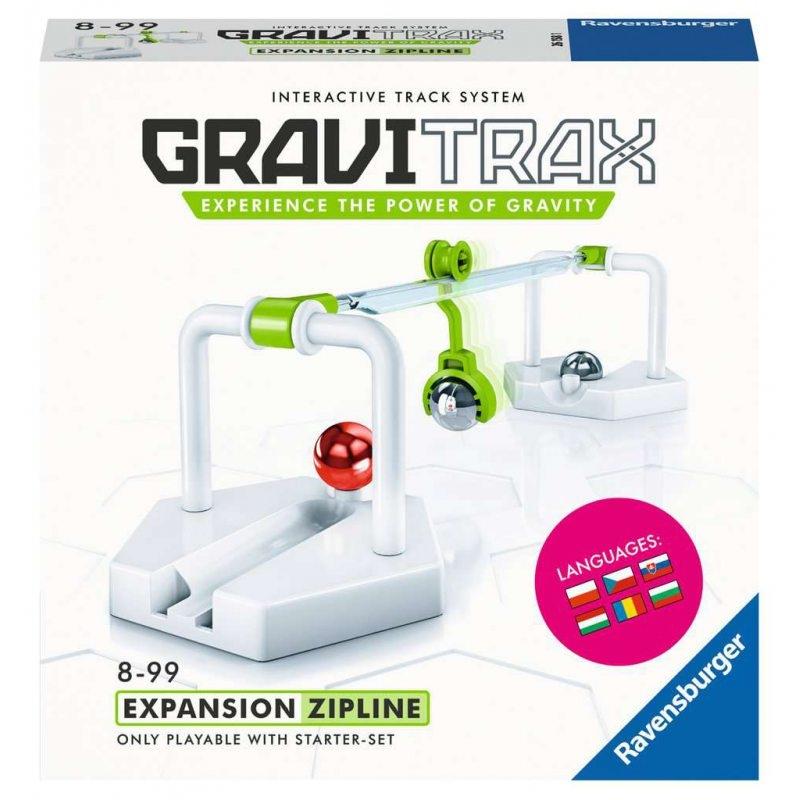 Gravitrax - zestaw uzupełniający - Most linowy (RAT268498)