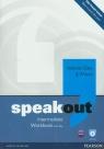 Speakout Intermediate Workbook with key + CD