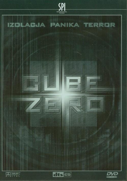 Cube Zero Ernie Barbarash