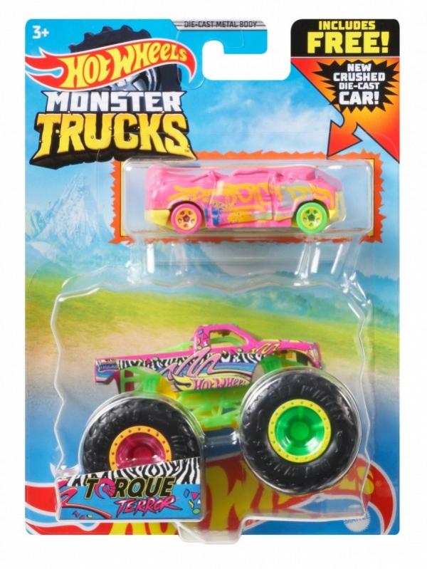 Monster Truck 2-pak Race Ace (GRH81/GYL88)