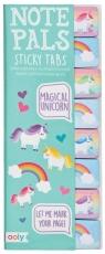 Karteczki samoprzylepne Jednorożce 120 karteczek