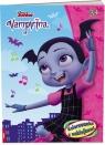 Vampirina Kolorowanka z naklejkami