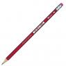 Ołówek techniczny Titanum 5B z gumką (83727)