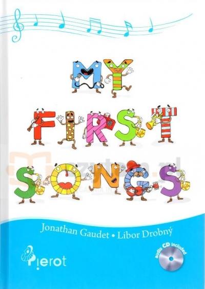My first songs +CD Libor Drobný, Jonathan Gaudet