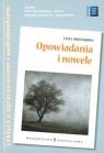 Opowiadania i nowele Lektura z opracowaniem + audiobook Orzeszkowa Eliza