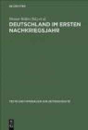Deutschland im Ersten Nachkriegsjahr