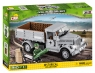 Cobi: Mała Armia WWII. Opel Blitz 3,6-36S - niemiecki samochód ciężarowy (2449A)