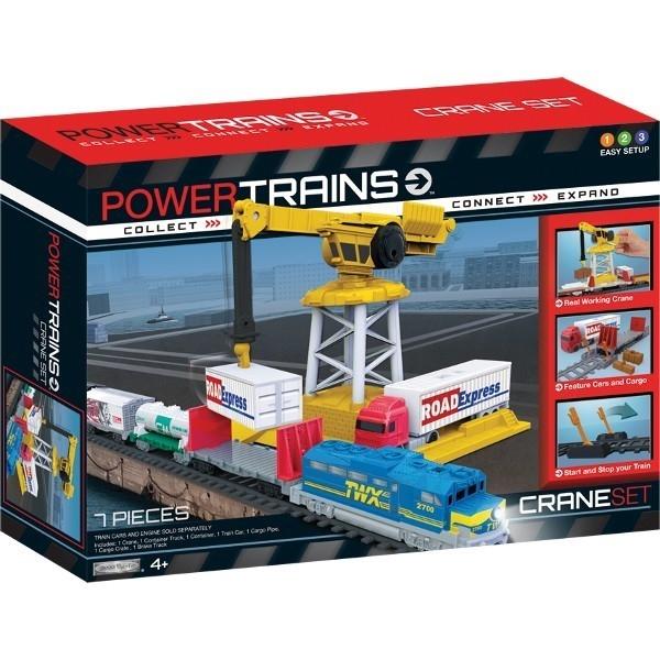 COBI Power Trains Zestaw Dźwig